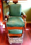Terminal Barber Shop - Vintage Chairs